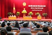 Quảng Ninh bầu Chủ tịch HĐND và Chủ tịch UBND tỉnh