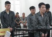 Nhóm trộm 18 xe máy tại Hà Nội lĩnh án nặng