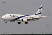 Máy bay chở khách Israel hạ cánh khẩn cấp