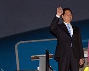 Thủ tướng Nguyễn Tấn Dũng tham dự Hội nghị Cấp cao ASEAN lần thứ 26