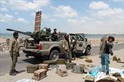 Phiến quân Houthi thả nhiều tướng Yemen