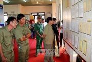 Triển lãm về Hoàng Sa, Trường Sa tại huyện đảo Phú Quý
