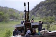 Phiến quân chiếm phần lớn thị trấn chủ chốt Syria