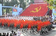 Tổng duyệt diễu binh, diễu hành ngày 30/4