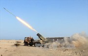 Liên quân không kích thủ đô Yemen