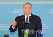 Ông Nazarbayev tái đắc cử tổng thống Kazakhstan