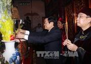 Long trọng tổ chức Lễ giỗ Tổ Vua Hùng 2015