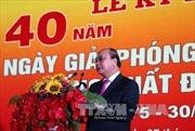 Phó Thủ tướng Nguyễn Xuân Phúc dự lễ kỷ niệm 30/4 tại Vĩnh Long