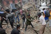 4.438 người thiệt mạng do động đất ở Nepal