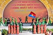 Thủ tướng dự lễ kỷ niệm 40 năm ngày Giải phóng miền Nam ở Hậu Giang