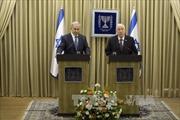 Thủ tướng Israel ký thỏa thuận mở đường thành lập chính phủ liên minh