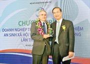 Nuiphao Mining thực hiện tốt trách nhiệm an sinh xã hội và phát triển cộng đồng