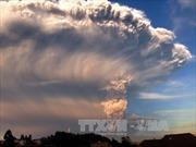 Núi lửa Calbuco ở Chile hoạt động mạnh trở lại