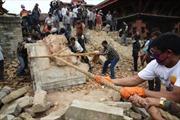 Khoảng 1.000 người châu Âu mất tích sau động đất tại Nepal