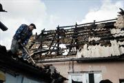 Các bên đạt thỏa thuận ngừng bắn ở ngoại ô Donetsk