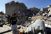 Bom chùm Mỹ được sử dụng tại Yemen