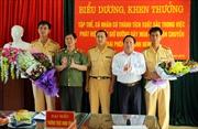 Lai Châu: Khen thưởng thành tích phá đường dây ma túy liên tỉnh