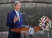 Ngoại trưởng Kerry công du Đông Phi và Vùng Vịnh