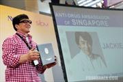 Thành Long trở thành đại sứ chống ma túy của Singapore