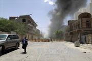 Phiến quân Yemen chấp nhận ngừng bắn
