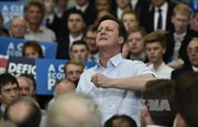 Thủ tướng Anh công bố nội các mới