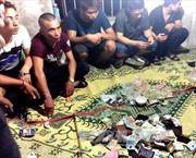 Triệt phá tổ hợp cờ bạc quy mô lớn, bắt giữ 71 đối tượng