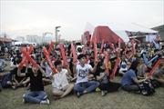 Vietjet bùng nổ cùng lễ hội âm nhạc YAN Beatfest 2015