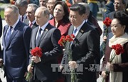 Nga-Trung ký thỏa thuận xây dựng đường sắt và cảng biển