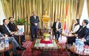 Hoạt động của Phó Thủ tướng Nguyễn Xuân Phúc tại Singapore