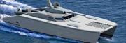 Hé lộ 'tàu chiến xe tăng' kỳ dị của hải quân tương lai