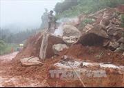 Đền bù trên 350 triệu đồng cho các hộ dân nứt nhà do nổ mìn trái phép