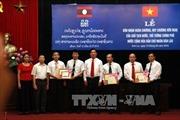 6 tập thể được tặng Huân chương, Huy chương của Lào