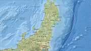 Động đất mạnh ở Nhật Bản