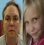 Bé gái 9 tuổi bị bà bắt chạy đến chết