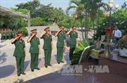 Truy điệu, an táng hài cốt liệt sĩ quân tình nguyện Việt Nam