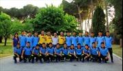 U18 PVF tập huấn tại Italia