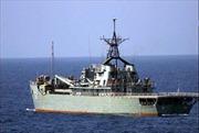 Hải quân Iran bắn cảnh cáo vào tàu mang cờ Singapore