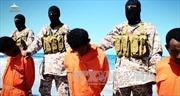 IS hành quyết ít nhất 26 người ở Syria
