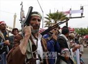 Houthi đồng ý đối thoại nếu liên quân ngừng không kích