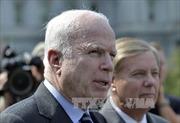 TNS John McCain từ chối làm cố vấn cho Ukraine