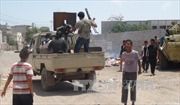 Liên quân nối lại không kích phiến quân ở Yemen