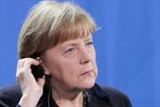 Bà Merkel khó xử trong bê bối tình báo