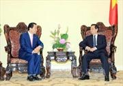 Thủ tướng Nguyễn Tấn Dũng tiếp Nghị sỹ Quốc hội Hàn Quốc
