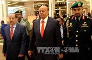 Chính phủ Yemen bác bỏ hòa đàm với lực lượng Houthi