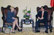 Thủ tướng Nguyễn Tấn Dũng tiếp lãnh đạo Tập đoàn Dupont