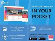 Xem trực tiếp SEA Games trên điện thoại di động