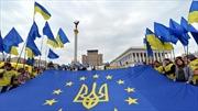 Bà Merkel loại trừ khả năng Ukraine sớm gia nhập EU