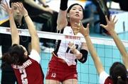 Việt Nam vào vòng 2 Giải bóng chuyền nữ vô địch châu Á 2015