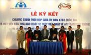 Vietjet ký kết hợp tác với VNPT