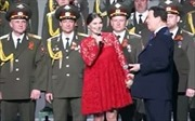 Rộ tin 'bạn gái' ông Putin mang bầu